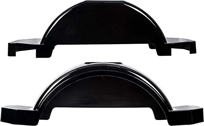 Single AXLE Trailer FENDERS 13 Wheels Tires Skirt Boat EB14852267 of 2 Two