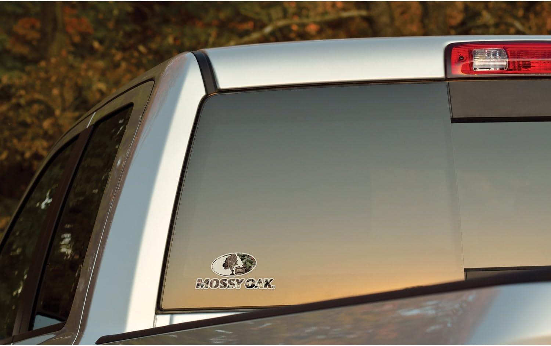 No-fade Break-up Infini 13006-BI-S Easy to Install Mossy Oak Graphics Logo Decal Cast Vinyl