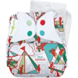 Limited Edition: bumGenius Original One-Size Pocket-Style Cloth Diaper 5.0 (Play)