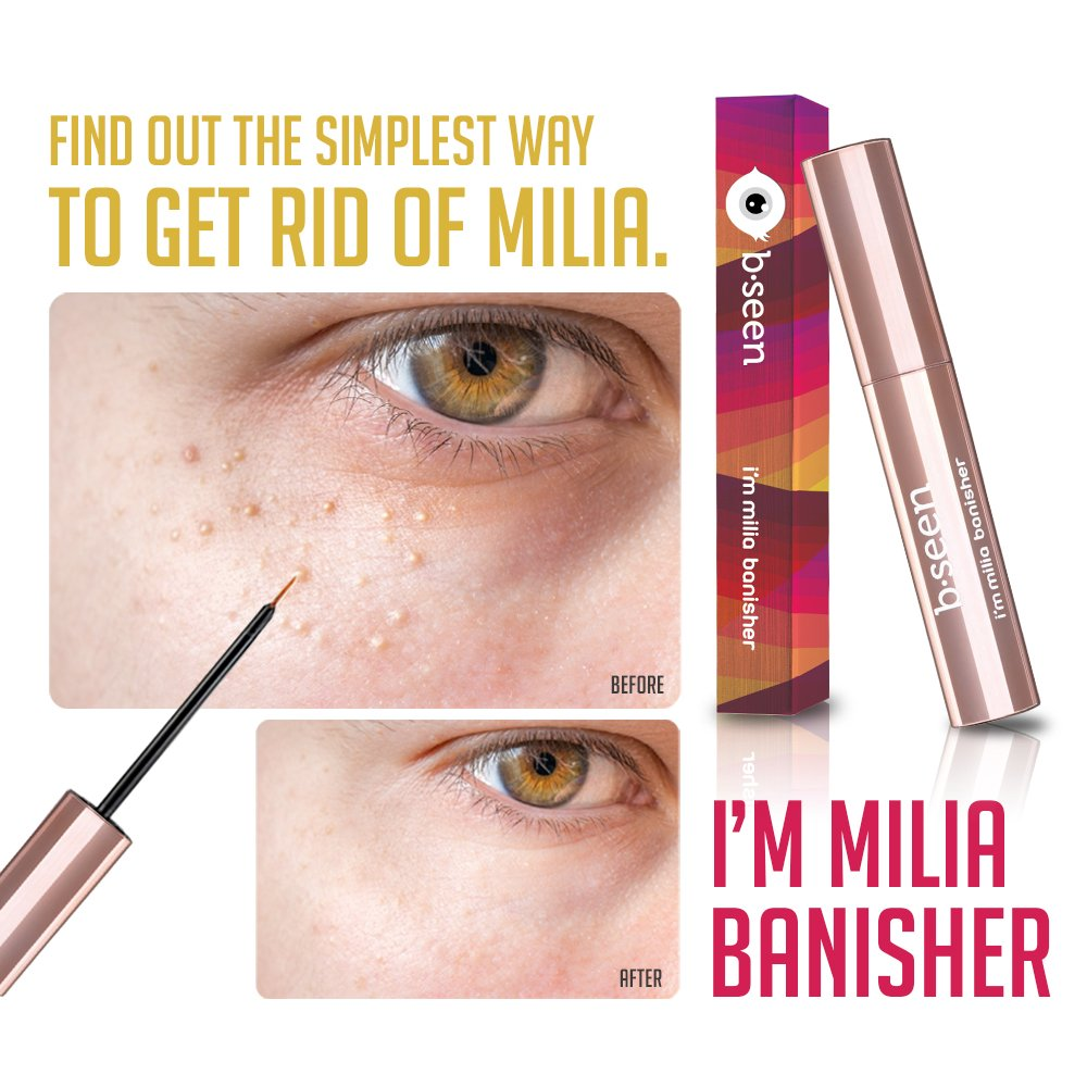 [bseen by b liv] - I'm Milia Banisher 5ml - Removes Milia/Oil Seeds