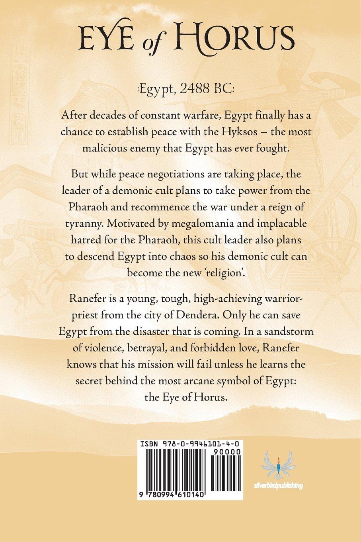 Eye of horus sean parker 9780994610140 amazon books buycottarizona