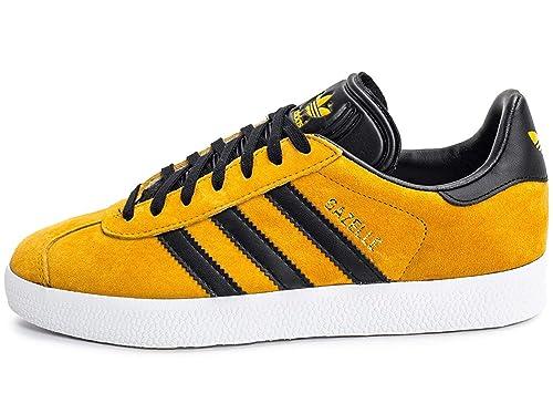 adidas gazelle nere gialle