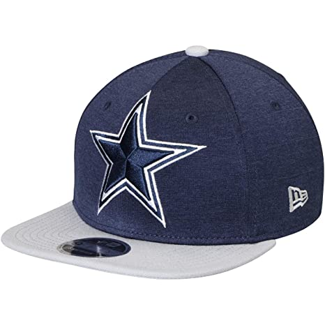 574a19502 Image Unavailable. Image not available for. Color  New Era Dallas Cowboys  Heather Huge Snap 9Fifty Cap