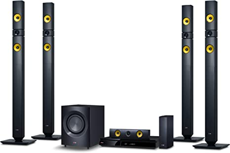 wireless speakers theater system