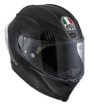 AGV J6001A4DW002 - Casco de moto modelo Pista GP, color gris carbón ml Grigio (