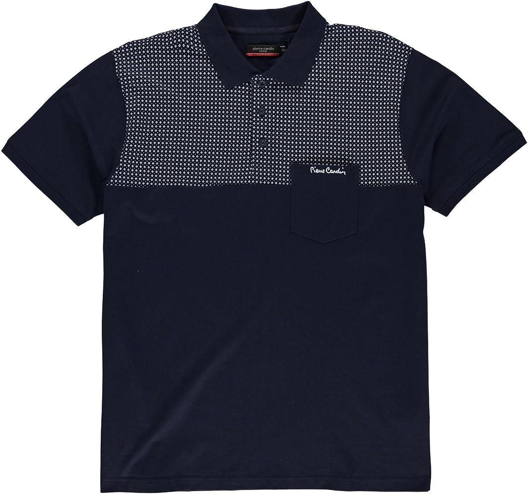Pierre Cardin Hombre XL Panel Polo Camisa Hombre Camiseta Top Ropa ...
