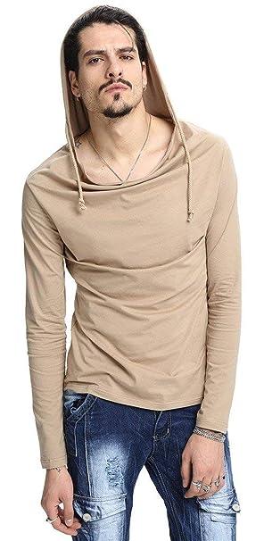 Sudadera con Capucha para Hombre Urban Basic Fit Camiseta Manga Larga Clásico Sudadera con Capucha Sudadera Suave Sudadera con Capucha Otoño Chicos: ...