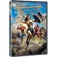 LA SOCIEDAD DE LA JUSTICIA DE AMERICA: SEGUNDA GUERRA MUNDIAL DVD (dvd)