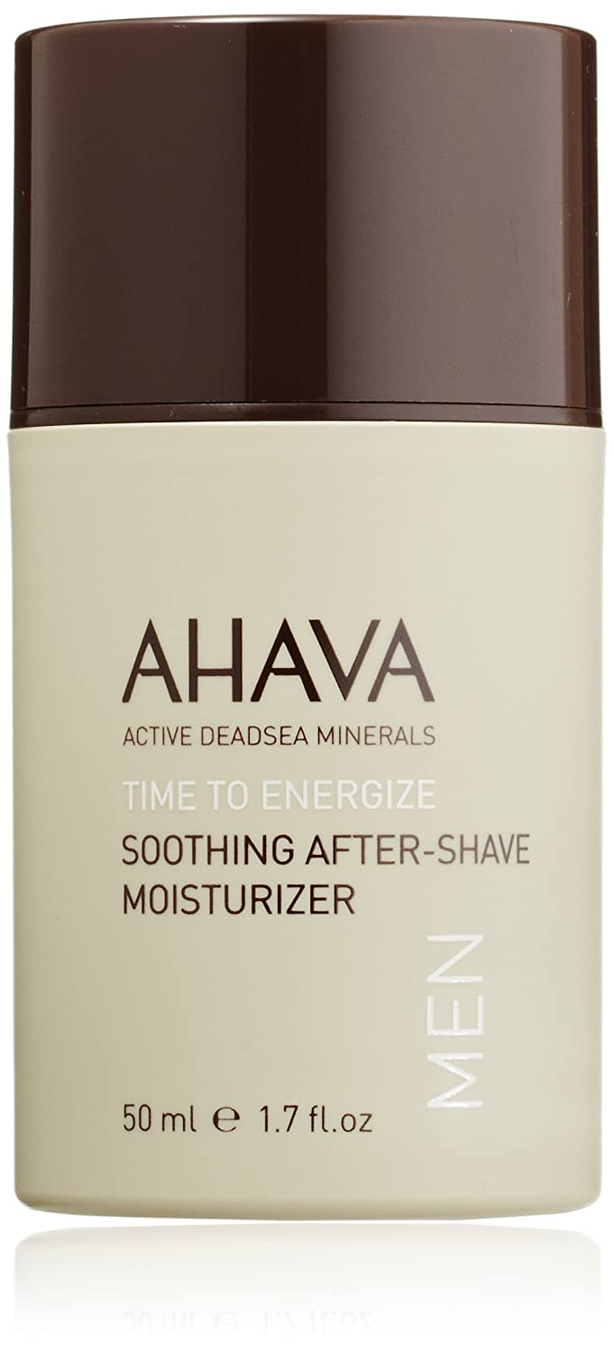 AHAVA Men Soothing After Shave Moisturiser 50 ml Dead Sea Laboratories Ltd RB71 AHV87115065