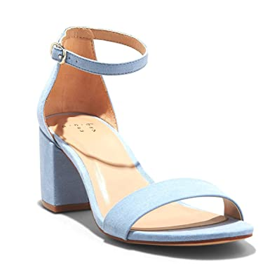38c84f6de3e Amazon.com | A New Day Women's Michaela Pumps Shoes, (Blue, Size: 12 ...