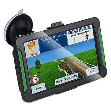 2019 - Navegación GPS para Coche (8 GB, con Pantalla Solar y ...
