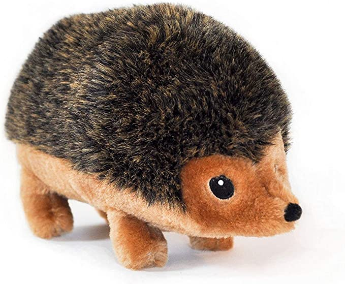 Suesshop Animal Cute Toys Kids Plush Toy Hedgehog Toys Squeaky Dog Toys Squeaker Sound Cat Puppy Toys Gift Doll Toys