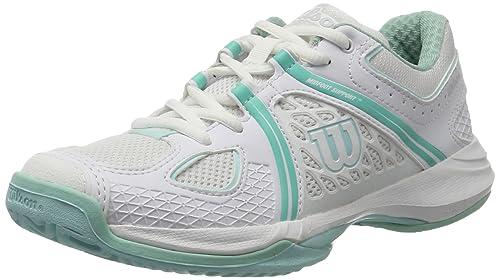 WILSON Nvision W WH, Zapatillas de Tenis para Mujer: Amazon.es: Zapatos y complementos
