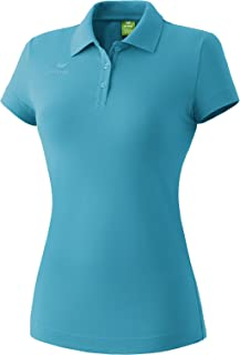 Erima »Basic Line« Teamsport Poloshirt für Damen, petrol
