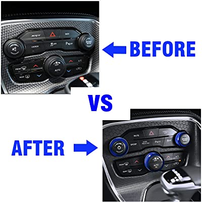 Automotive Air Conditioning & Heater Control Auprite A/C Air ...