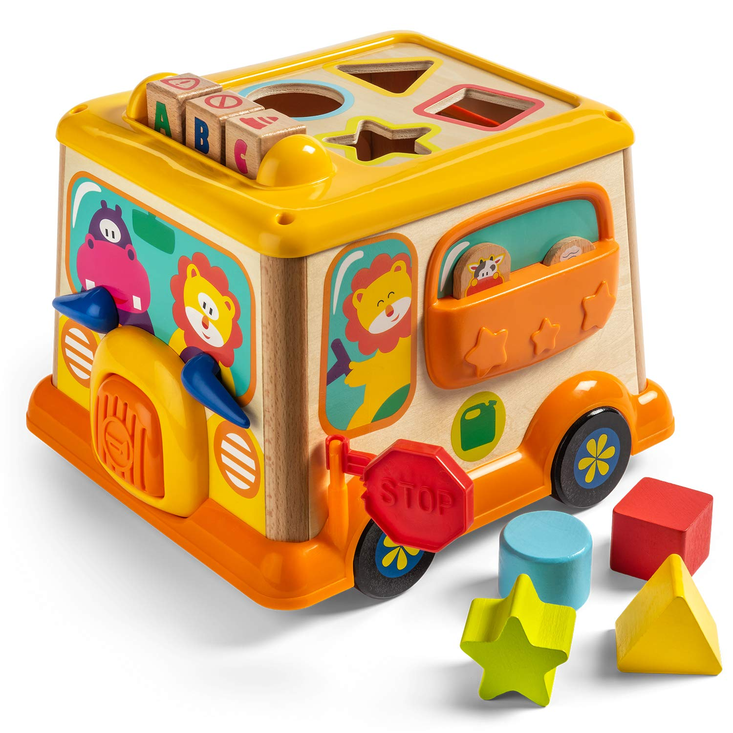 Top 15 Best Educational Toys For 2 Year Olds