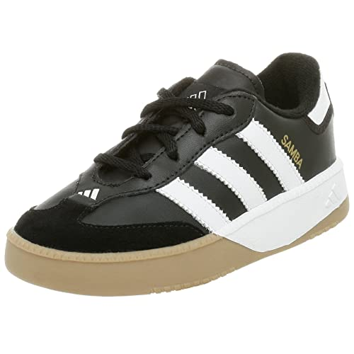 Adidas Performance Samba MI Leather Indoor Soccer Shoe (InfantToddler)
