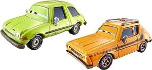 Disney Pixar Cars Collector Die-Cast 2-Pack, #5