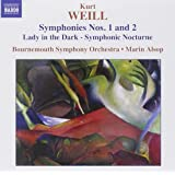 Kurt Weill: Symphonies Nos. 1 & 2; Lady in the Dark - Symphonic Nocturne