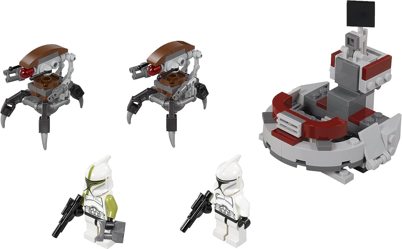 LEGO Star Wars Limited Edition Mini Personaggio droideka Recipe Nuovo Ovp Top
