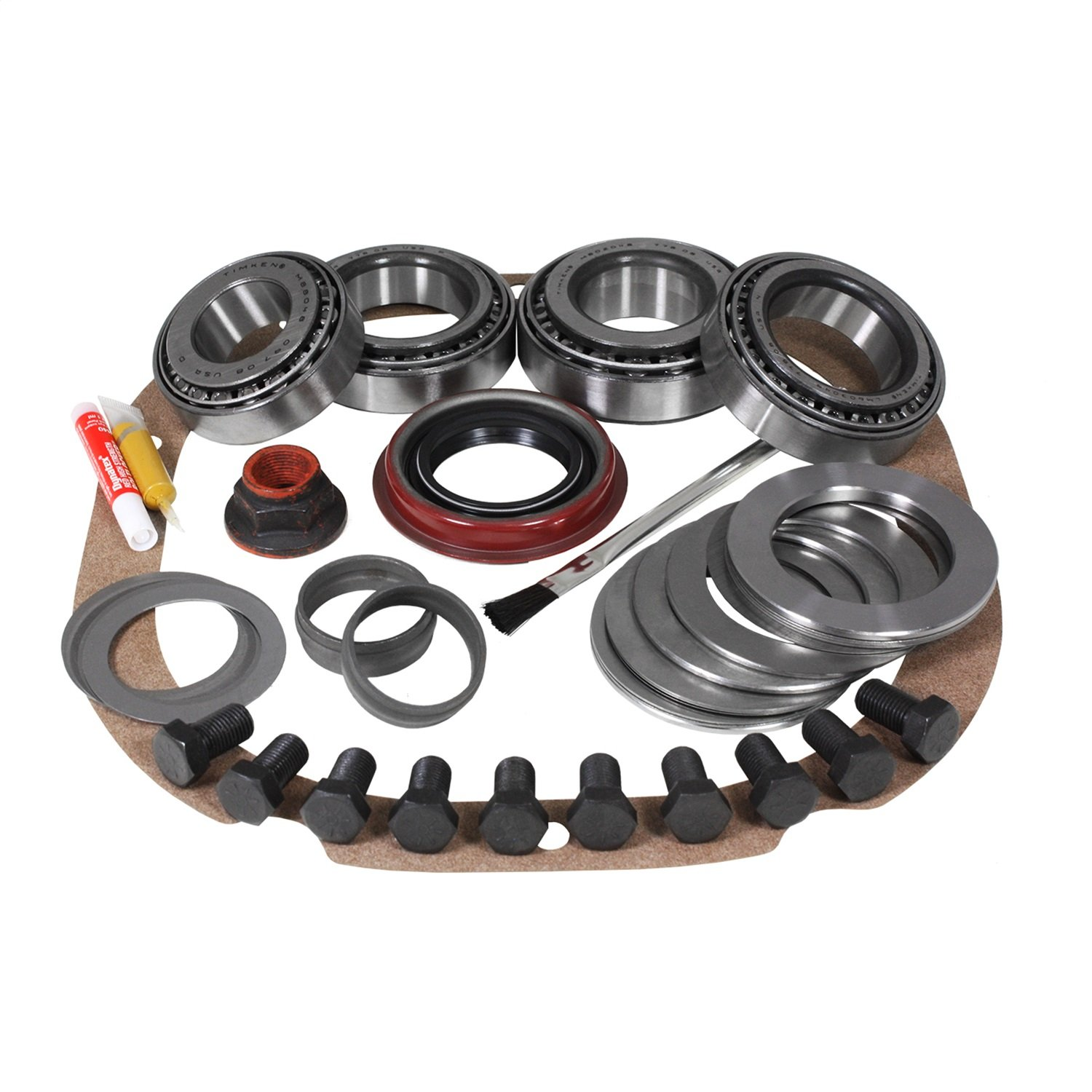 USA Standard Gear Master Overhaul Kit for Ford 7.5 Differential ZK F7.5
