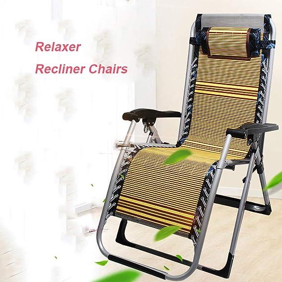 Amazon.com: Sillones de tumbonas de relax reclinables con ...