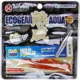ワーム エコギア熟成アクア 活アジストレート 2.3インチ 釣り具