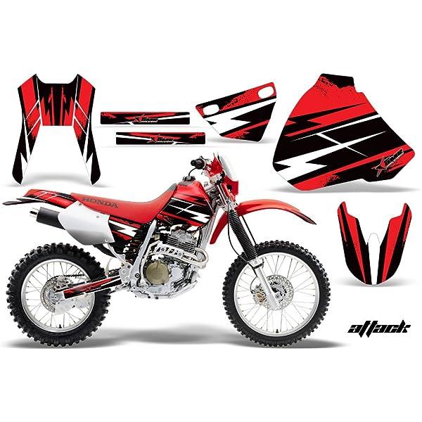 HONDA XR400 MOTORCROSS FULL GRAPHICS KIT-FULL STICKER KIT-DECALS-HONDA