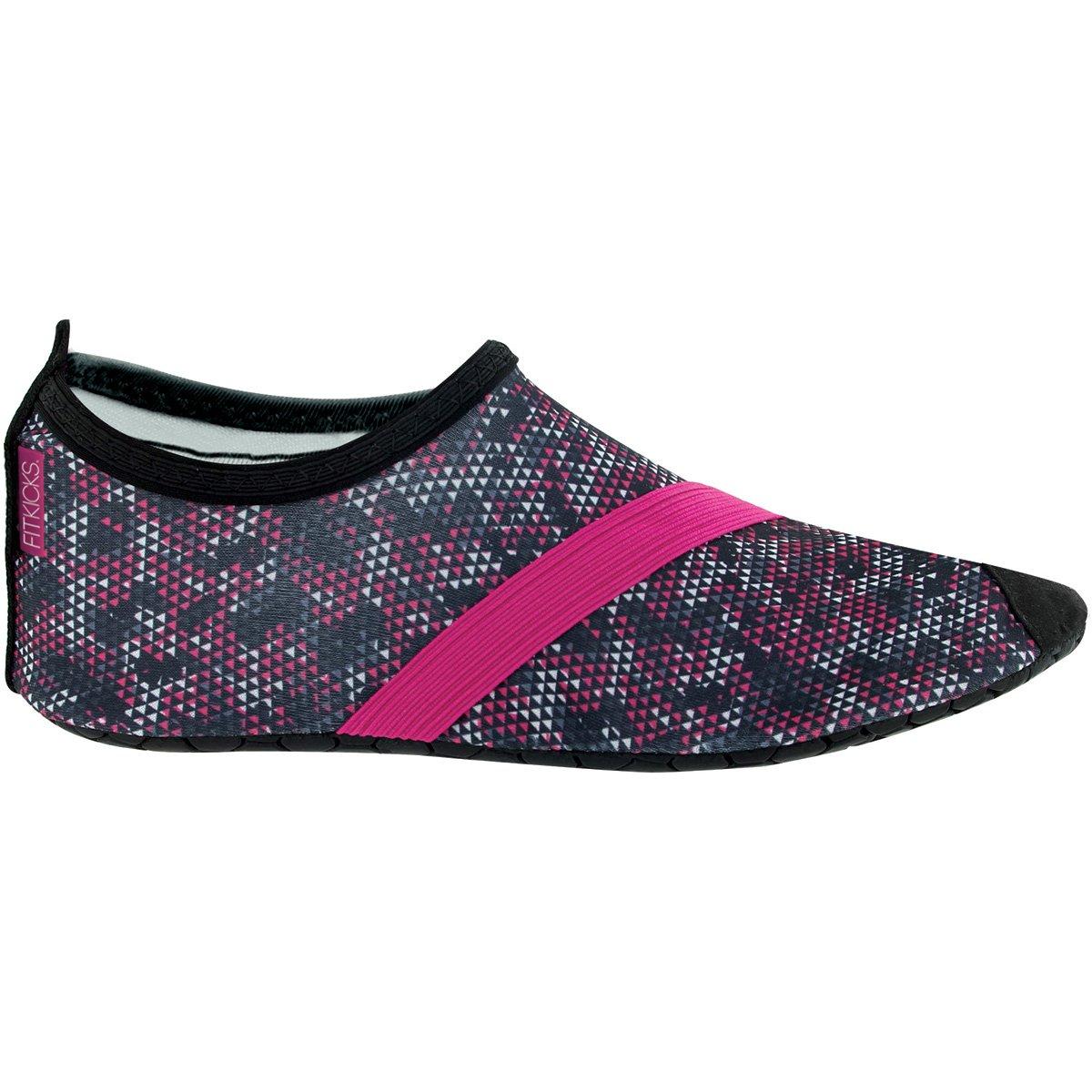 FitKicks Women's Active Footwear, Primal, Large