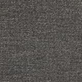 Rivet Cove Mid-Century Tufted Sofa, 80W, Dark Grey