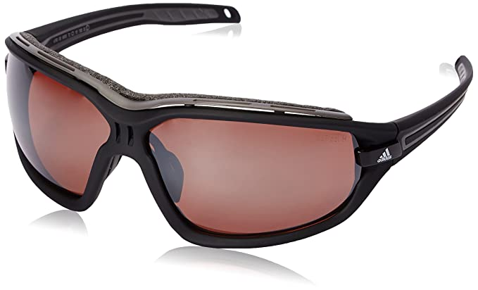 4ecbeed458 Image Unavailable. Image not available for. Color  adidas Evil Eye Evo Pro  L A193 6055 Polarized Rectangular Sunglasses