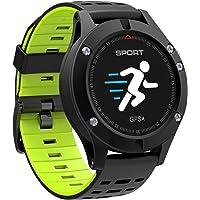 Relógio Smartwatch F05 Gps Monitor Cardíaco (Cinza)