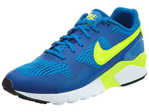 nike Womens Air Pegasus 92/16 Running Trainers 845012 Sneakers Shoes (US 8 blue spark white black 400)