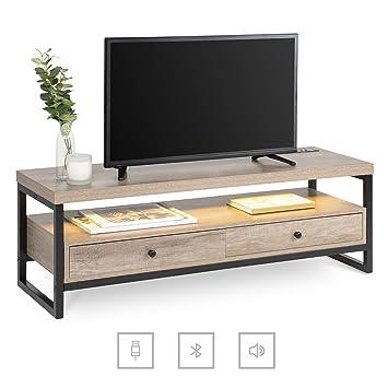 Amazon Best Choice Products Mid Century Modern Bluetooth Tv