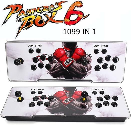Ángeles -- 1099 en 1 La caja de Pandora de la consola Arcade 6 ...