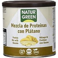 NaturGreen Mezcla de Proteínas en Polvo con Plátano