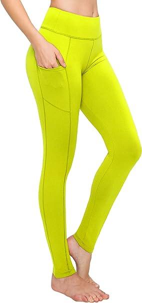 Amazon.com: Always Leggings para Mujer de Alta Cintura ...