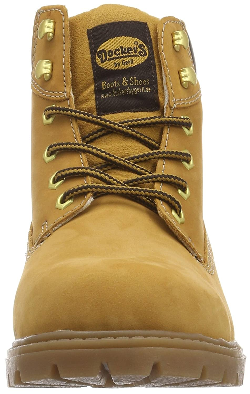 Dockers by Gerli Herren Tan 19pa040-300 Combat Boots Gelb (Golden Tan Herren 910) bbe04e