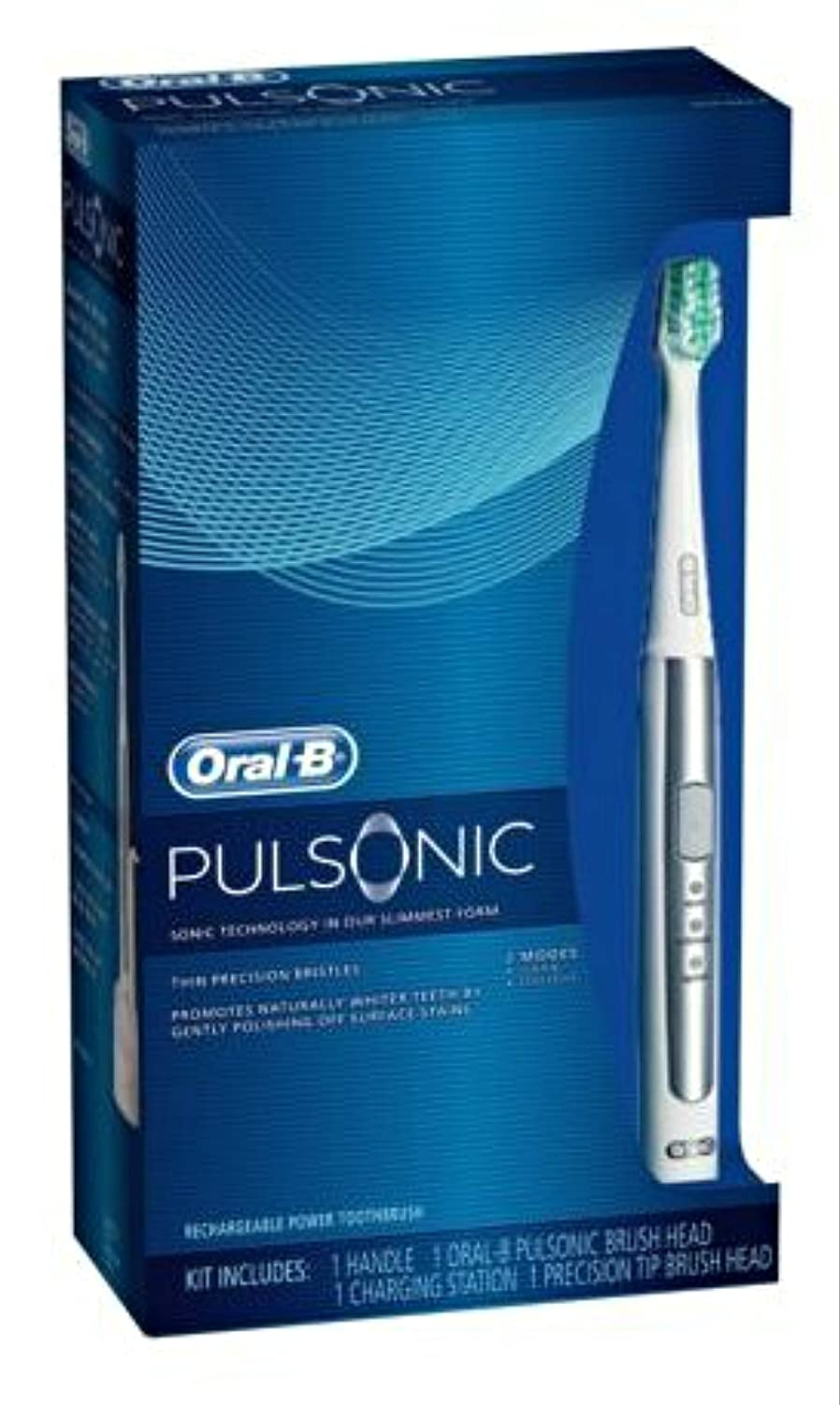 Oral B Pulsonic Rechargeable Power Toothbrush S15.523.2