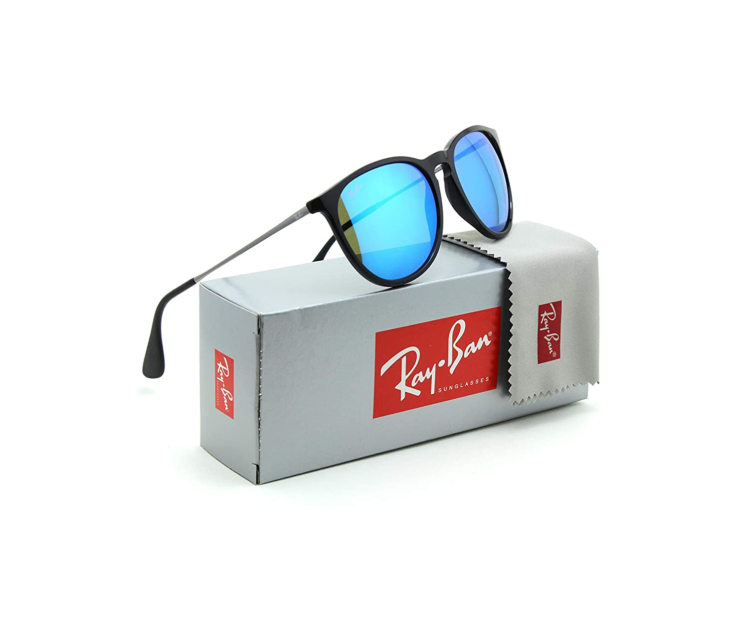 Ray-Ban RB4171 Erica Color Mix Mujeres Espejo Gafas de sol ...