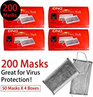 Professional Medical Mask - 4Ply Medical Masks with Independent Packaged, Great for Dust, Germ and Virus Protection and Pers