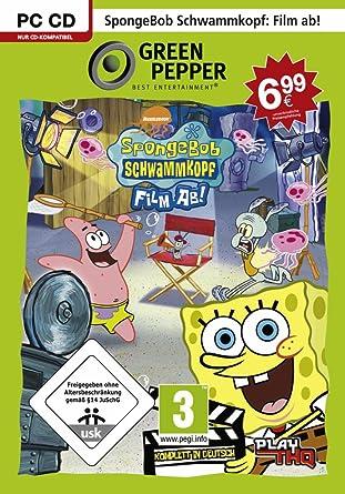 spongebob schwammkopf film ab pc