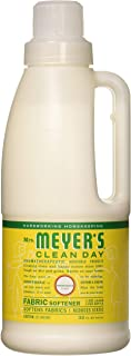 product image for Mrs.Meyers Clean Day, Fabric Softener, Honysuckle, Pack of 6, Size - 32 FZ, Quantity - 1 Case