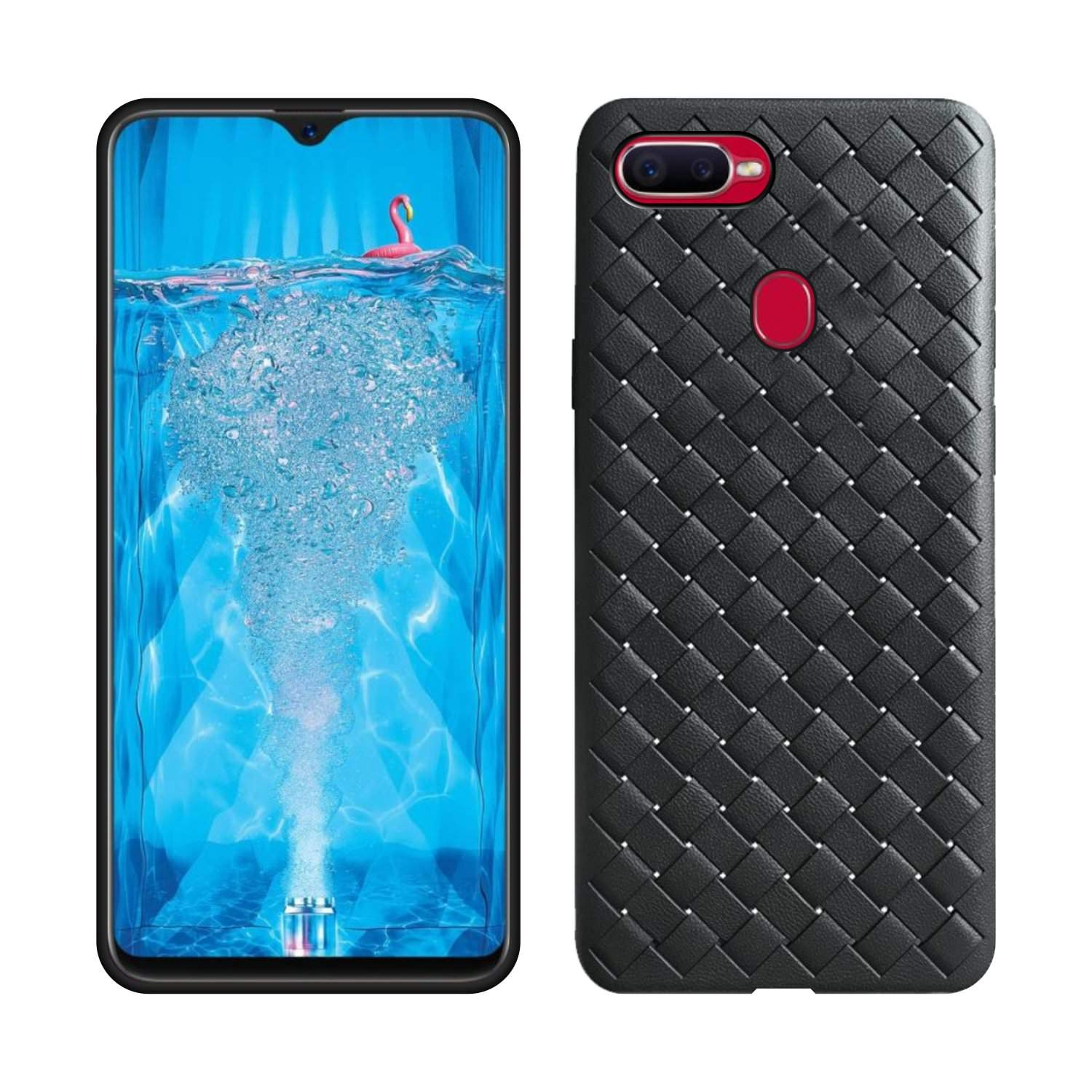 quality design 2d114 67839 Case Creation Soft Cover for Oppo F9 Pro, Oppo F9Pro: Amazon.in ...