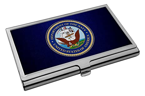 Amazon business card holder us department of the navy seal business card holder us department of the navy seal colourmoves