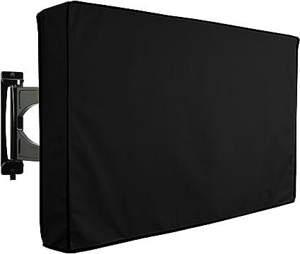 Khomo Gear - Protector de Pantalla para TV de Exterior, Color Gris ...