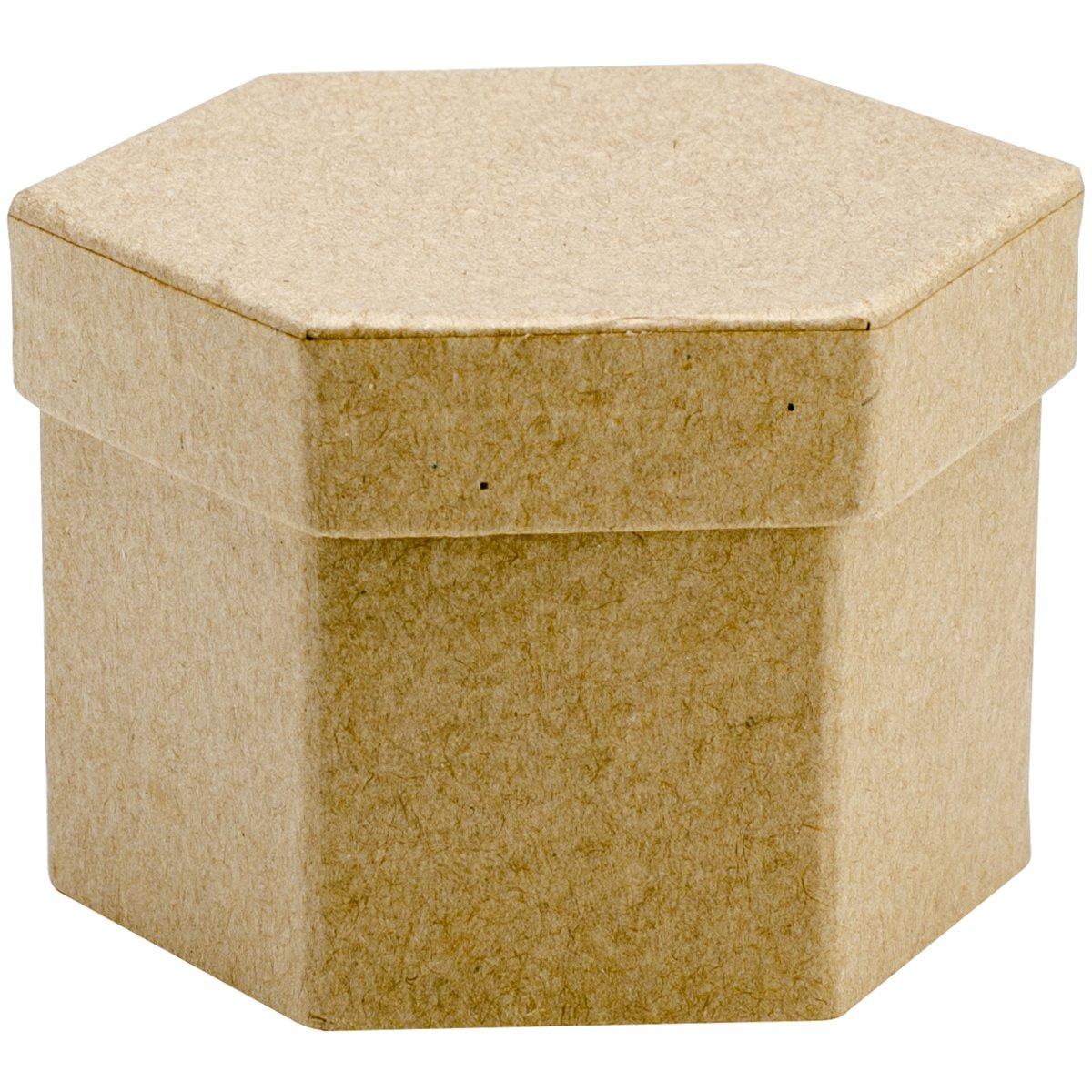 Creativity Street Paper-Mache Boxes Classpack 24Pc Assortment-2-inch 6449