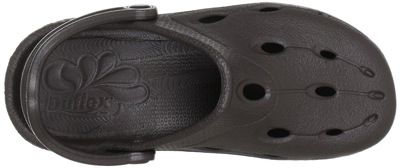 Chung Shi Dux Dunkelbraun, Zuecos Unisex: Amazon.es: Zapatos y complementos