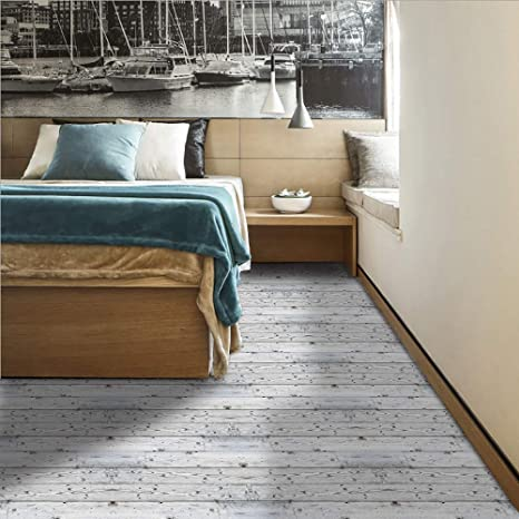 Self Adhesive Tile Floor Wall Peel /& Stick Sticker Home Kitchen Room DIY Decor