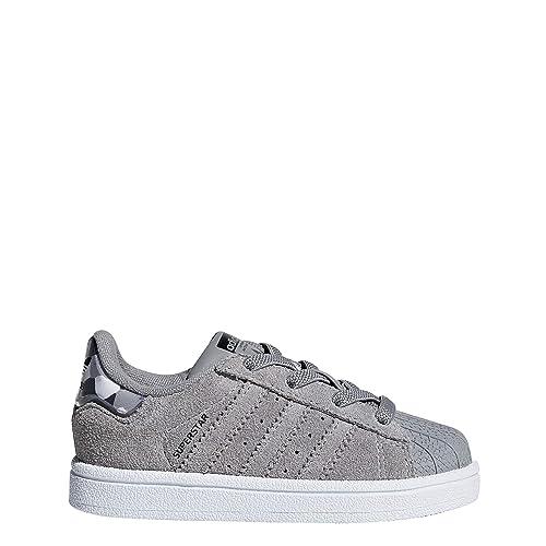 adidas Superstar El I, Zapatillas de Estar por casa Unisex bebé: Amazon.es: Zapatos y complementos